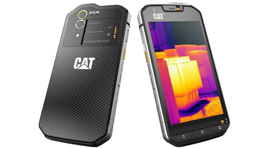 Caterpillar S60 mobil, egy igazi túlélőművész