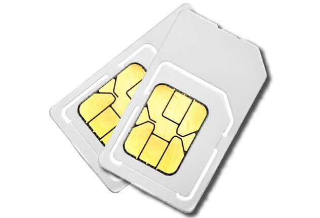 Két SIM kártya is használható a telefonodban