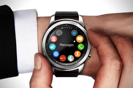 Samsung Gear S3 okosóra