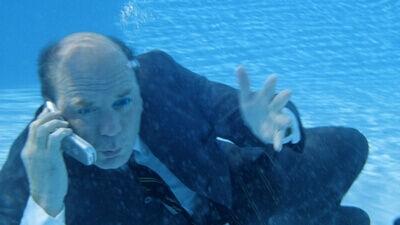 Telefonálás víz alatt