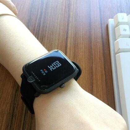 Xiaomi Amazfit Bip fitnesz óra