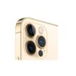 Apple Iphone 12 Pro 128GB arany, kártyafüggetlen, 1 év gyártói garancia