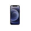 Apple Iphone 12 Mini 128GB fekete, kártyafüggetlen, 1 év gyártói garancia
