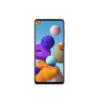 Samsung A217F Galaxy A21s Dual Sim 3GB RAM 128GB, fehér, kártyafüggetlen