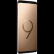 Samsung G965F Galaxy S9+ 64GB, arany, Dual-sim, Kártyafüggetlen, 1 év Gyártói garancia