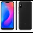 Xiaomi Mi A2 Lite 4GB 64GB Dual SIM (B20), fekete, Kártyafüggetlen, 1 év teljes körű garancia
