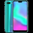 Honor 10 64GB Dual SIM, zöld, Kártyafüggetlen, 2 év Gyártói garancia