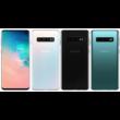 Samsung G975F Galaxy S10 + 512GB Dual Sim, fehér, Kártyafüggetlen, 1 év Gyártói garancia