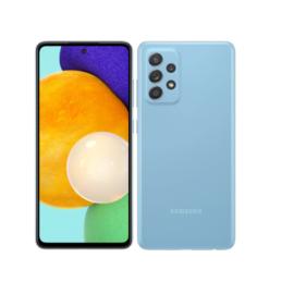 Samsung A525 Galaxy A52 Dual Sim 128GB, kék, kártyafüggetlen
