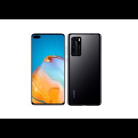 Huawei P40 Pro 256GB  Dual SIM, fekete, Kártyafüggetlen, 2 év Gyártói garancia