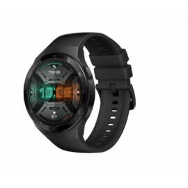 Huawei Watch GT 2e 46mm fekete, 2 év gyártói garancia