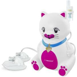 Esperanza Kitty inhalálókészülék ECN003 fehér-rózsaszín