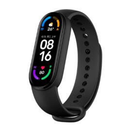 Watch Xiaomi Mi Band 6 aktivitásmérő, fekete