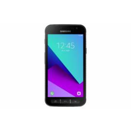 Samsung G390F Galaxy Xcover 4 16GB, fekete, Kártyafüggetlen, 1 év Gyártói garancia