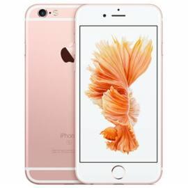 Apple iPhone 6S 32GB roséarany, Kártyafüggetlen, 1 év Gyártói garancia
