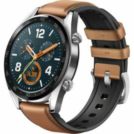 Huawei Watch GT barna, 2 év gyártói garancia