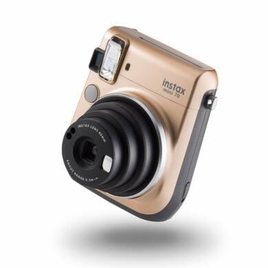 Fujifilm Instax Mini 70 arany