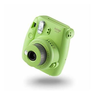 Fujifilm Instax Mini 9 zöld