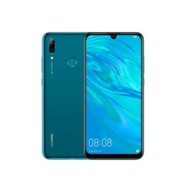 Huawei P Smart (2019) 64 GB, Dual SIM, Sapphire kék, Kártyafüggetlen, 2 év gyártói garancia