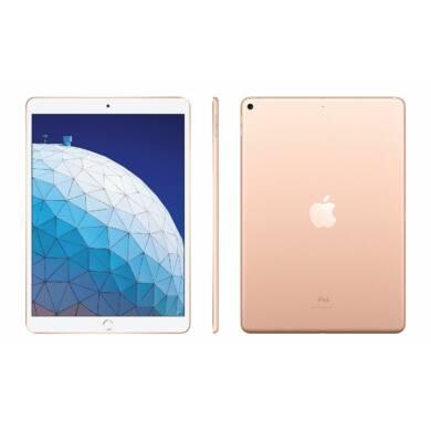 Apple iPad Air 3 10.5 (2019) 64GB Wifi arany, 1 év Gyártói garancia