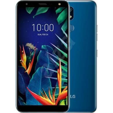 LG K40 Dual Sim 32GB, kék, 1év Gyártói Garancia