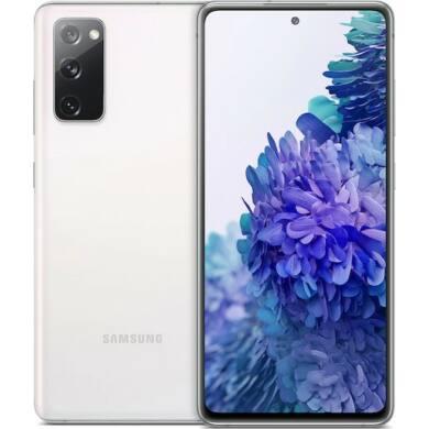 Samsung Galaxy G780 S20 FE 128GB Dual Sim, ködös fehér, Kártyafüggetlen, 1 év gyártói garancia