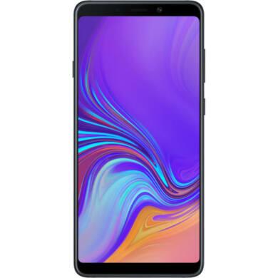 Samsung A920F Galaxy A9 (2018) 128GB Dual SIM, fekete, Kártyafüggetlen, 1 év Gyártói garancia