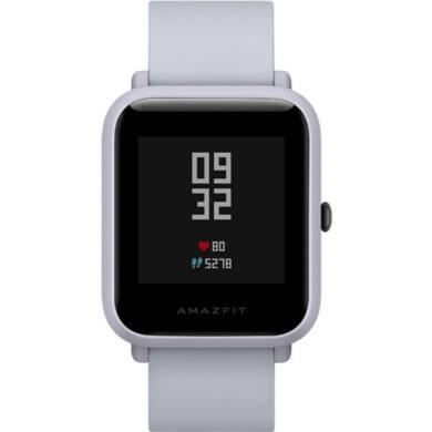 Xiaomi Amazfit Bip S fitnesz óra, fehér, 1 év garancia