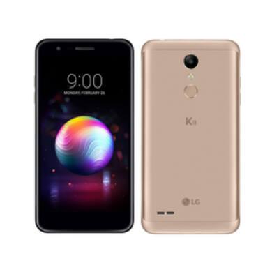 LG K11 X410 (2018) 16GB Dual Sim, arany, 1év Gyártói Garancia