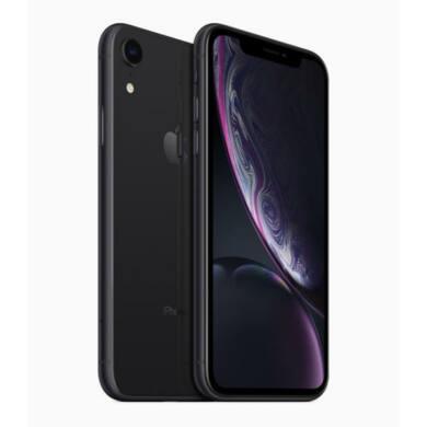 Apple iPhone XR 256GB fekete, Kártyafüggetlen, 1 év Gyártói garancia