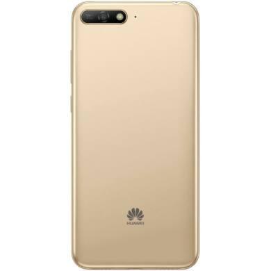 Huawei Y6 (2018) 16GB Dual SIM, arany, Kártyafüggetlen,2 év Gyártói garancia