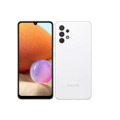 Samsung A325 Galaxy A32 Dual Sim 128GB, fehér, Kártyafüggetlen