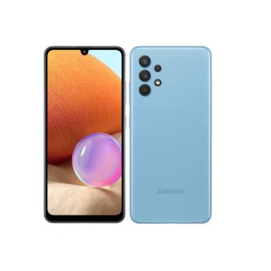 Samsung A326 Galaxy A32 5G Dual Sim 64GB, kék, Kártyafüggetlen