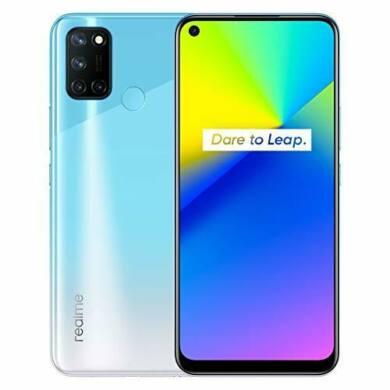 Realme 7i 4GB 64GB Dual-SIM kék, kártyafüggetlen