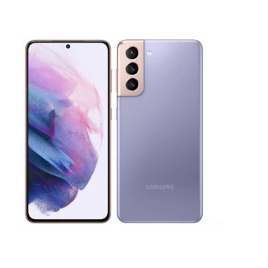 Samsung G991 Galaxy S21 5G 256GB Dual Sim, fantomlila, Kártyafüggetlen