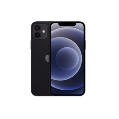 Apple Iphone 12 64GB fekete, kártyafüggetlen, 1 év gyártói garancia