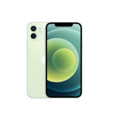Apple Iphone 12 64GB zöld, kártyafüggetlen, 1 év gyártói garancia