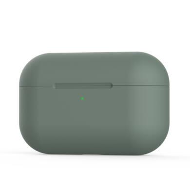 Airpods Pro V2 szilikon tok zöld