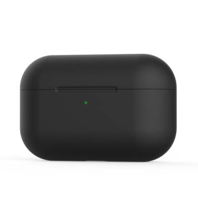 Airpods Pro V2 szilikon tok fekete