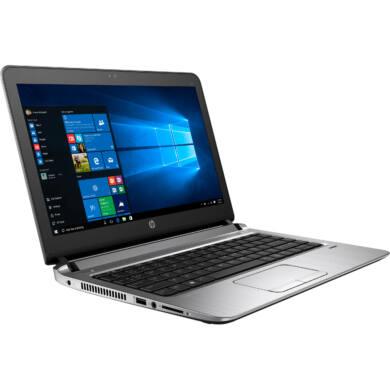 HP Probook 430 G3 Core i3 (6100U) , 4Gb ram, 120 Gb SSD, 1 év garancia