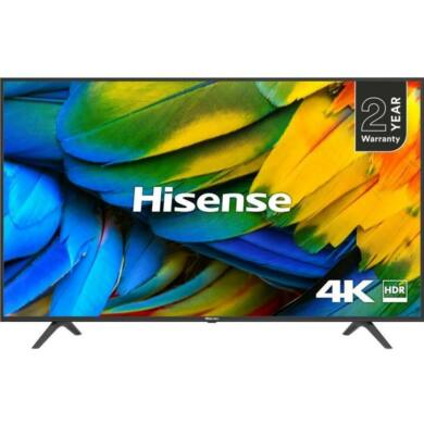 """Hisense 43""""   H43B7100, LED TV, szürke, 1 év gyártói garancia"""