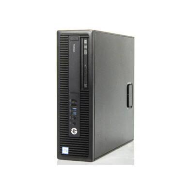 Hp 600 G2 SFF, Core i3 6100, 4Gb ram, 500Gb HDD,  PC, 1 év garancia