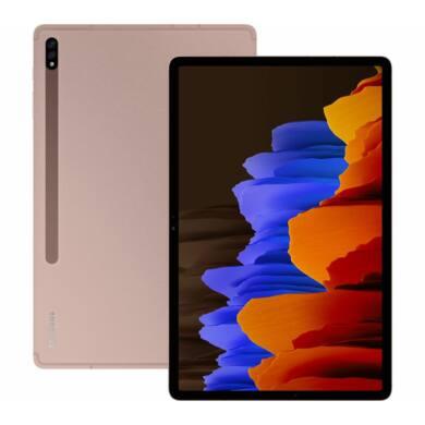 Samsung Galaxy Tab S7 T875N 11.0 128GB LTE bronz, Kártyafüggetlen, 1 év gyártói garancia