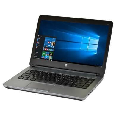 HP Probook 640 G1 Core i3, 4Gb ram, 320Gb HDD , 1 év garancia