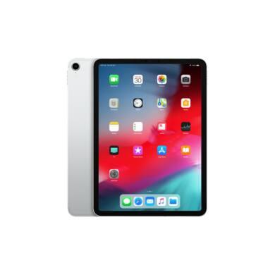 "Apple iPad Pro 11.0"" (2018) 64GB Wifi ezüst, 1 év Gyártói garancia"