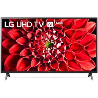 """Lg 55"""" 55UN71003LB, 4K UHD, Smart LED TV, szürke, 2 év gyártói garancia"""