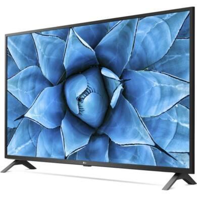 """Lg 55"""" 55UN73003LA, 4K UHD, Smart LED TV, szürke, 2 év gyártói garancia"""
