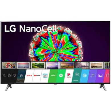 "Lg 55"" 55SM8050, 4K UHD, Smart LED TV, fekete, 2 év gyártói garancia"
