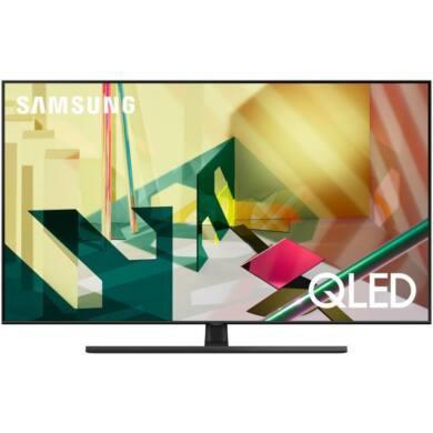 "Samsung 55"" QE55Q70TA, 4K UHD, Smart LED TV, ezüst, 1 év gyártói garancia"