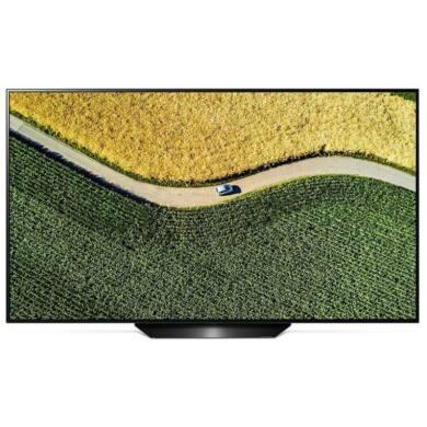 "Lg 55"" OLED55B9PLA, 4K UHD, Smart OLED TV, fekete, 2 év gyártói garancia"